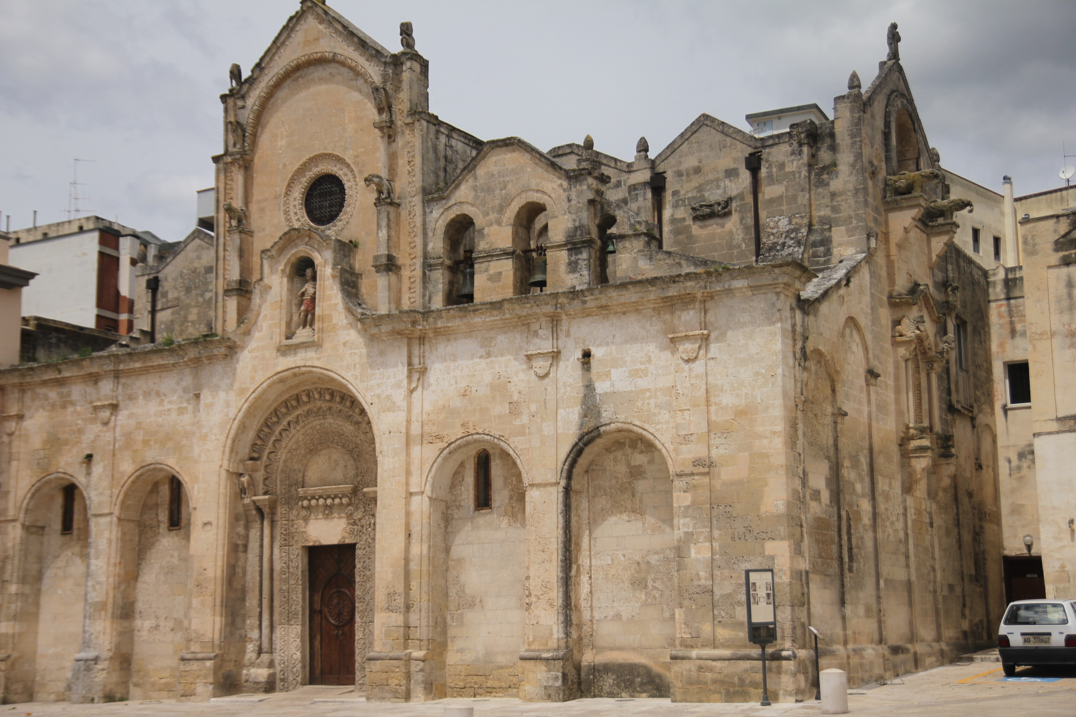 San Giovanni Battista - Santa Maria La Nova