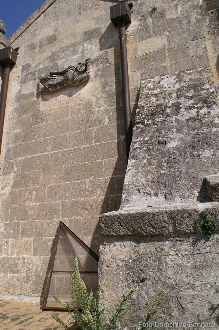 San Giovanni Battista - particolare esterno