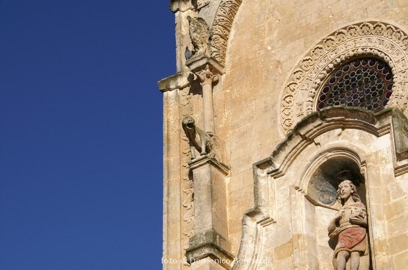 Chiesa di San Giovanni Battista - particolare esterno