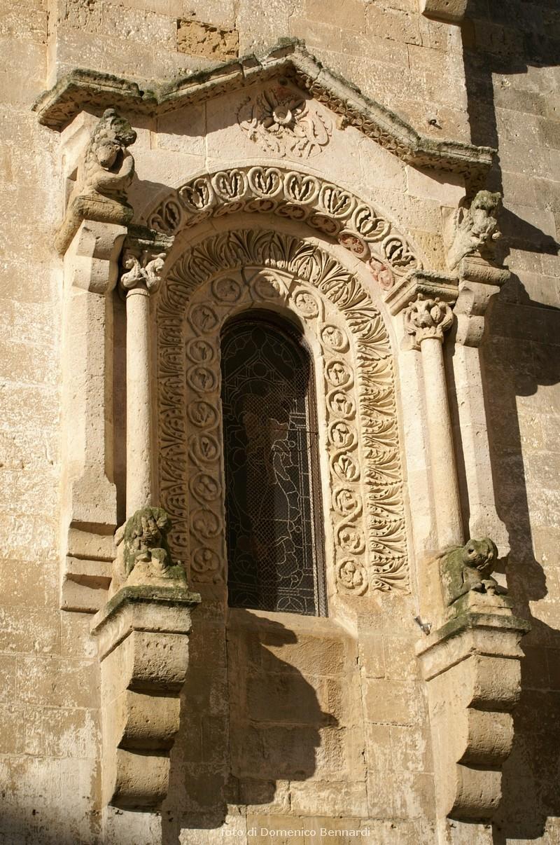 Chiesa di San Giovanni Battista- particolare esterno